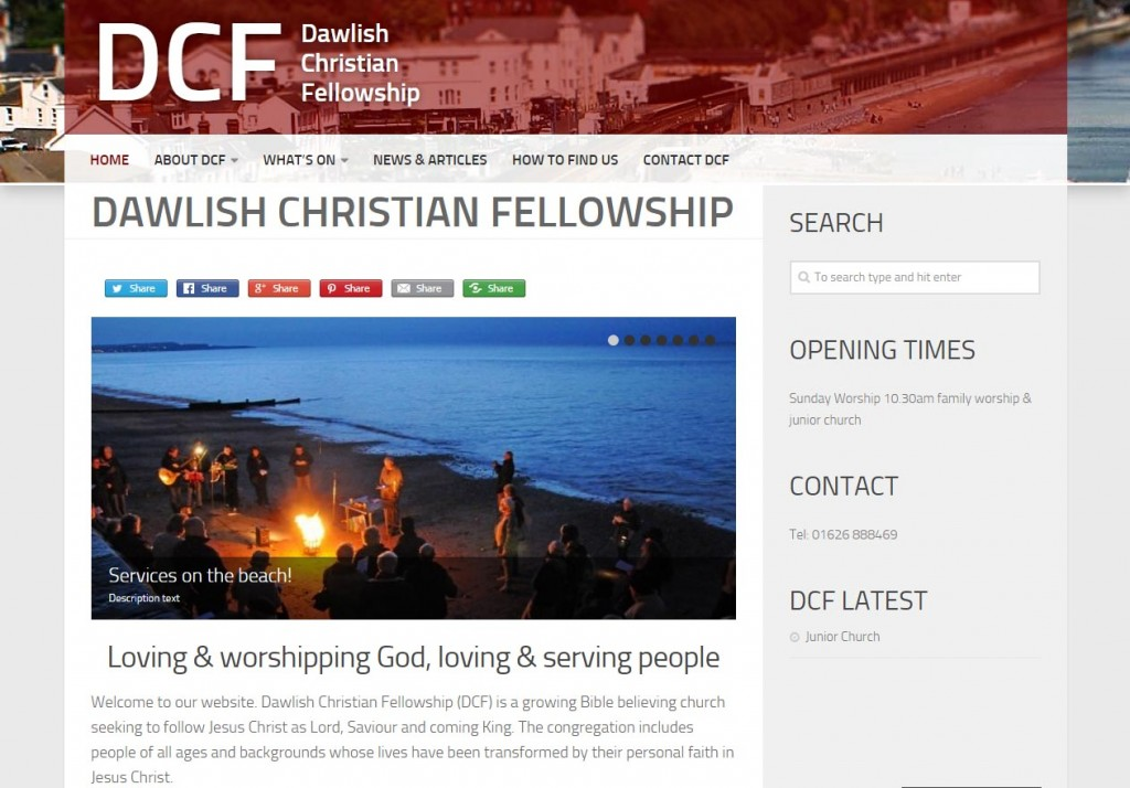 Dawlish Christian Fellowship