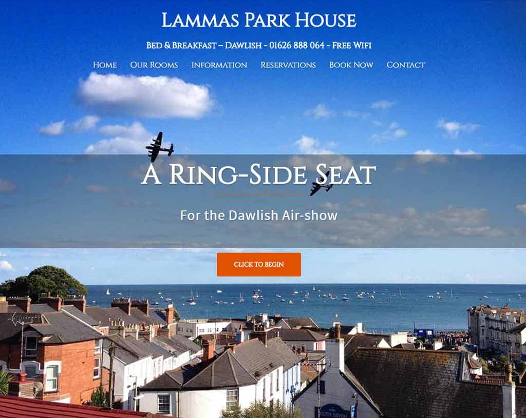 Lammas Park House, Dawlish